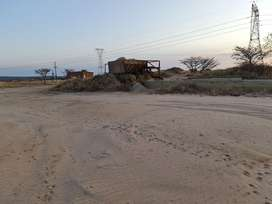 102 hec Sand mine/ farm or can be redeveloped to eco estate