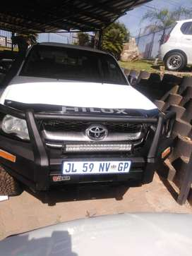 2010 Toyota hilux leged45 4/4 automatic For sale