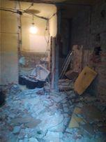 Wyburzenia,kucie,rozbiórki domków,skuwanie glazury,posadzki i inne