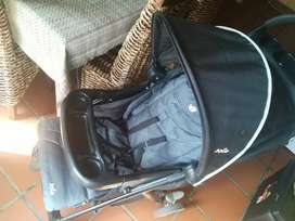 Joie Pram and Joie Car seat