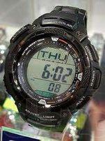 часы Casio Pro Trek PRG