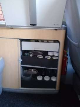 2.5 6 speed camper combi. Celtec software upgrade. Fully equipped.