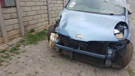 NISSAN MICRA 2008 STRIPPING FOR SPARES