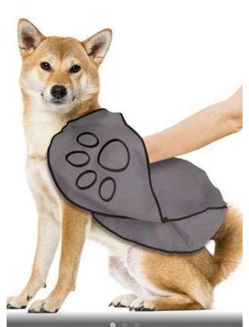 Zoofari германия, набор из 2х полотенец для собак/домашних питомцев