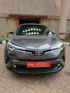Toyota CHR in Good condition with a mileage of 69000 ,1.2 petrol  .