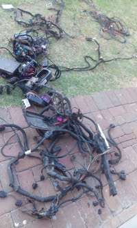 Image of VW polo wiring harness