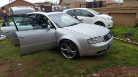 Audi S6 for sale or swap