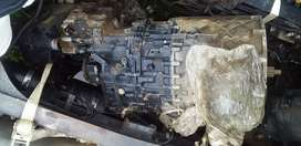 Zf astronic gearbox for MAN