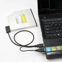 Кабель USB Адаптер Конвертер для DVD Rom/ USB to DVD/mSata