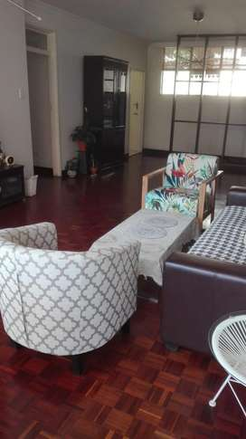 North facing Killarney apartment available for rent