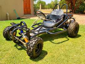 Go kart for sale 6.5hp 2 stroke very good condition
