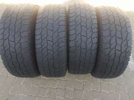 31×10.50 R15 LT Cooper discovery A/T3 Tyres