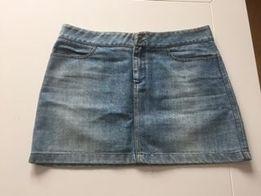 Spódnica ZARA- jeans