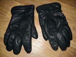 Мужские кожаные перчатки KENZO