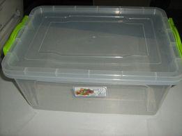 Контейнер 9,5 литров для пищевых продуктов новый