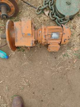 3phase motor with gearbox