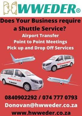 Business Shuttle Service
