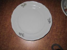 talerzyk WAŁBRZYCH 17,2 cm mały talerz porcelanowy porcelana