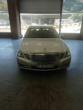 2012 E200 Mercedes Benz Very clean accident free