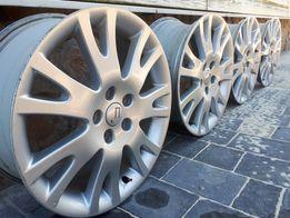 Продам легкосплавні диски R17 Renault