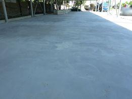 Бетонирование двора, площадок, ангаров.Заливка бетона, бетонные работы