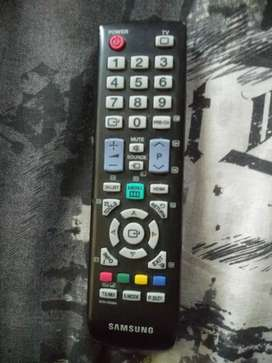 samsung 42'  tv remote