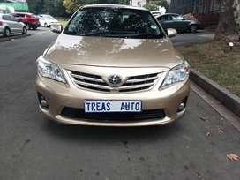 TOYOTA COROLLA PROFESSIONAL WITH AN ENGINE CAPACITY OF 1,6