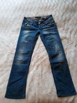 Spodnie jeansowe damskie HOUSE