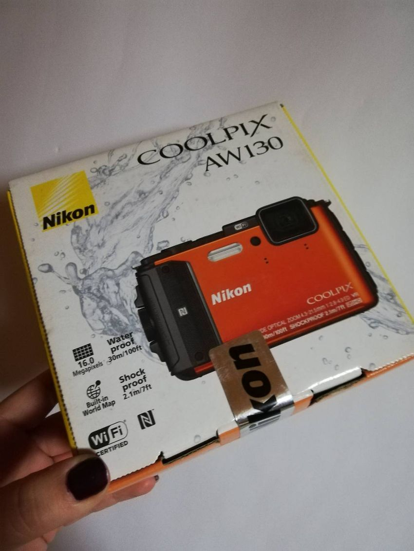 NIKON Coolpix AW130 0