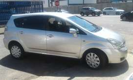 2007 Toyota Verso 1,6 for sale
