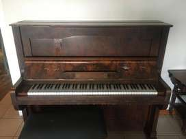 Bogs and Voigt Upright Piano