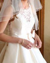 Suknia ślubna SposaBella z tranem