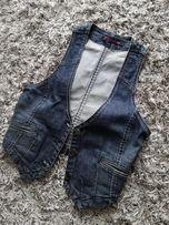 kamizelka jeans XS/S