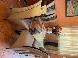7 piece Lucci dining room suite for sale