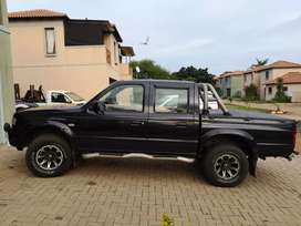 Double cab bakkie for sale in excellent condition.