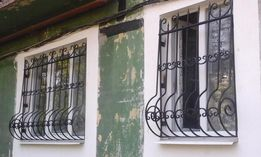 решетки на окна решетки для балконов с доставкой и монтажом