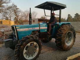 Landini 7860 Tractor 4x4 For Sale 80 Horse Power