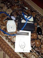 Тонометр и стетоскоп
