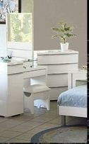 Туалетный столик стол ЛВС с табуретом стул Амелия