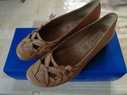 Туфли женские 38 р. кожаные