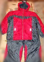 Продам новый лыжный костюм и перчатки