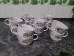 сервиз чайный чашки блюдца