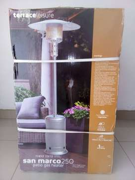 Powder Coated Gas Patio Heater