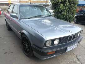 1990 Bmw 318 Boxshape Manual