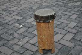 African Drum Hand Made