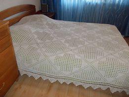 Покрывало-плед на большую кровать