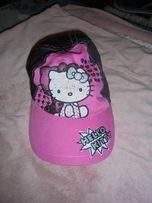 Czapka z daszkiem kotek Hello Kitty