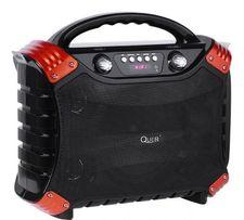 Колонка переносная активная Quer MP3 Bluetooth FM функция Караоке