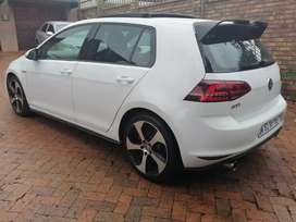 Vw Golf7 2.0GTi DSG Hatchback Automatic For Sale