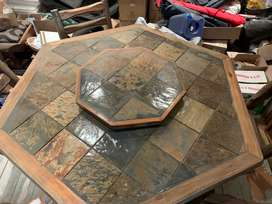 6 Seater Round dinning table